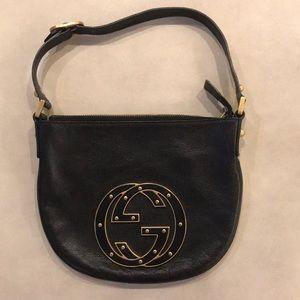 Rare Gucci Small Vintage Blondie GG Handbag